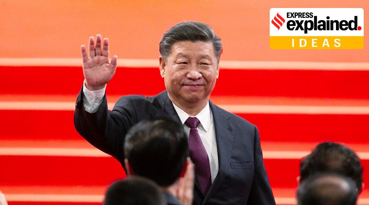 India China border news, India China news, Ladakh standoff, LAC tensions, Xi Jinping, Indian Express