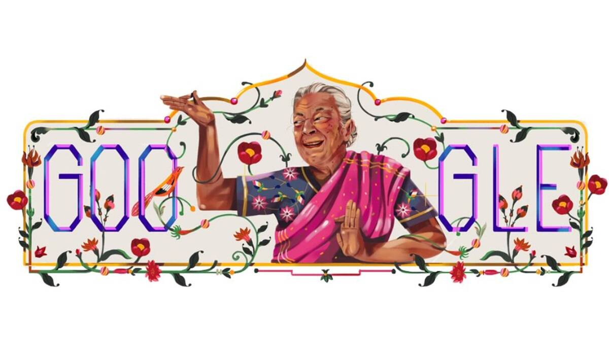 Zohra Segal, Zohra Sehgal, zohra sehgal google, zohra sehgal google doodle, zohra segal doodle, zohra segal google, zohra segal quotes, zohra segal movies, zohra segal doodle today