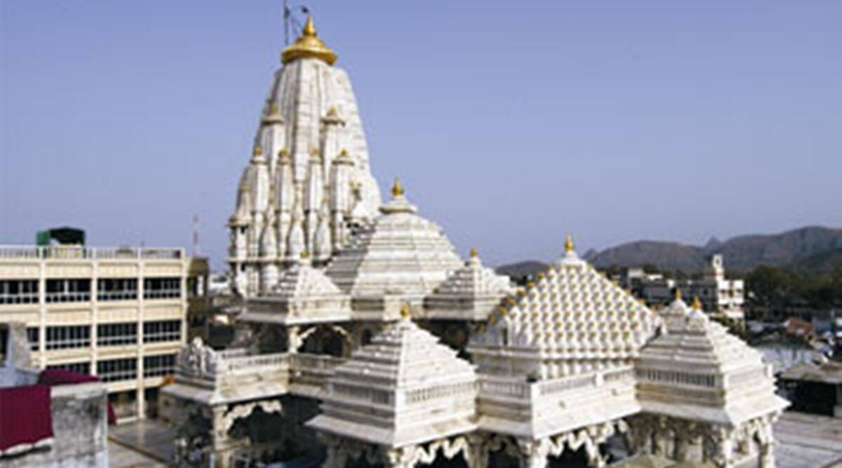Gujarat assembly, Ambaji temple, Ambaji temple autority bill, Ambaji temple authority bill passed in gujarat assembly, indian express news