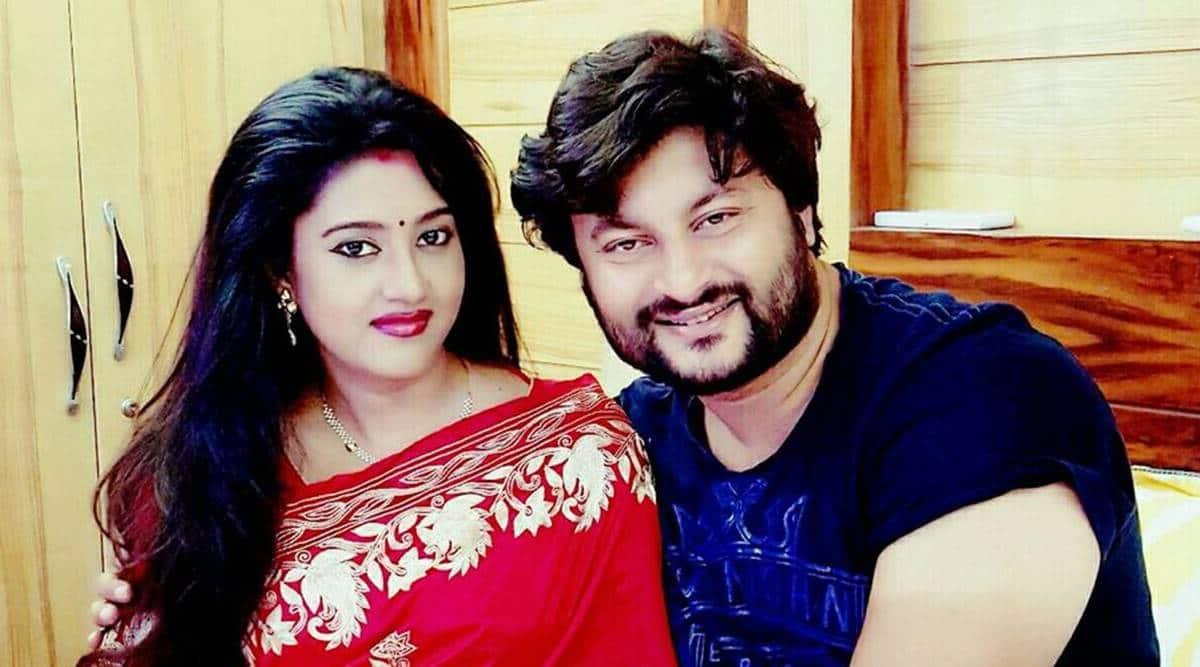 Varsha Priyadarshini, Varsha Priyadarshini husband, Varsha Priyadarshini complaint against husband, Varsha Priyadarshini Anubhav Mohanty, India news, Indian Express