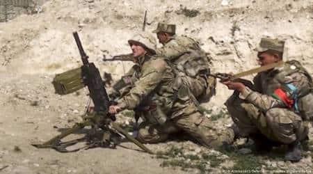 Armenia-Azerbaijan conflict: Death toll rises in Nagorno-Karabakh