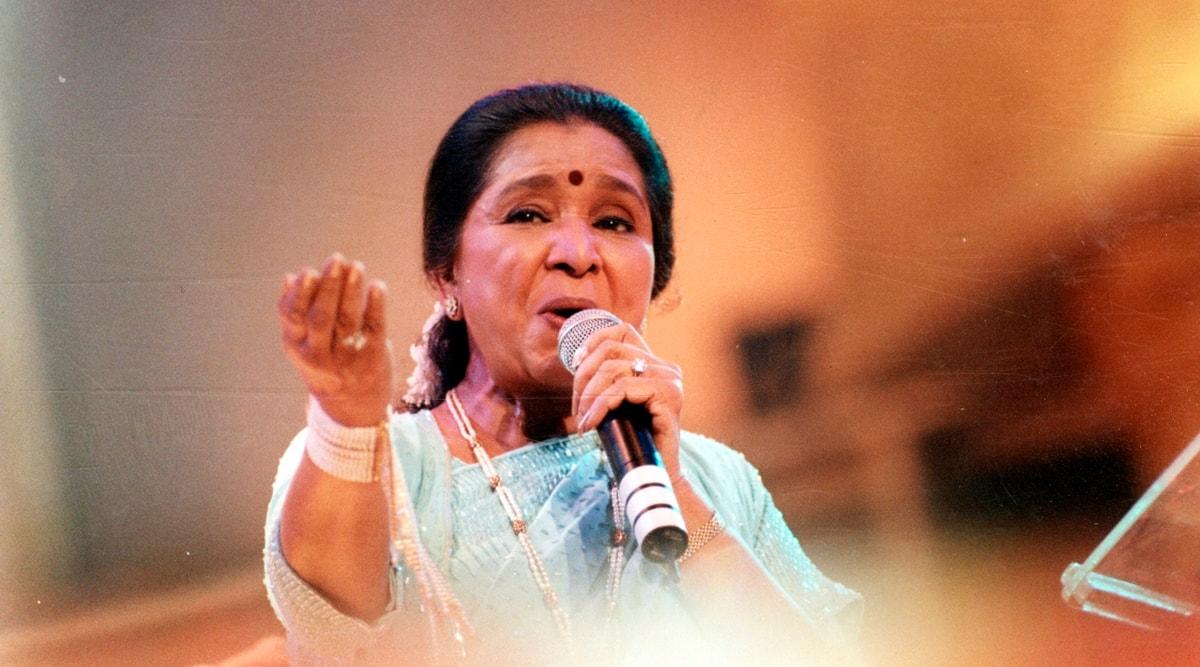 Asha Bhosle age