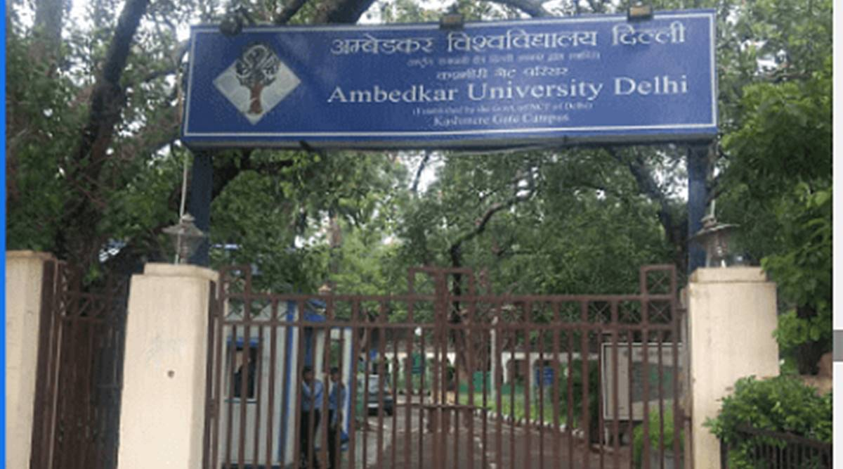 ambedkar university, aud, ambedkar university delhi fee wiaver, sc st fee waiver, Amedkar University Delhi sc st fee waiver, delhi city news