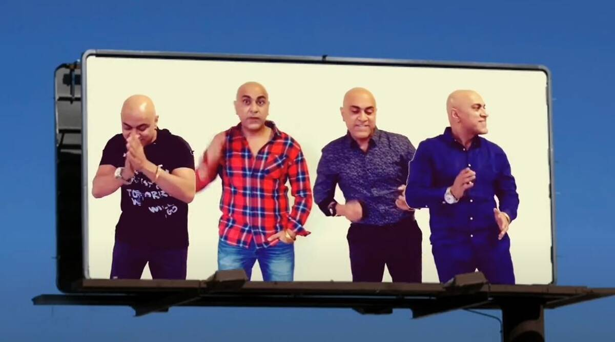 Baba Sehgal i want it that way, i want it that way, Baba Sehgal new song