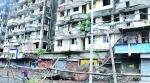 surat labourers death, surat labourers die due to balcony collapse, surat balcony collapse, surat labourer death, Indian express news
