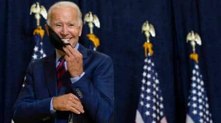Joe Biden confirms virus test, says he'll be tested regularly