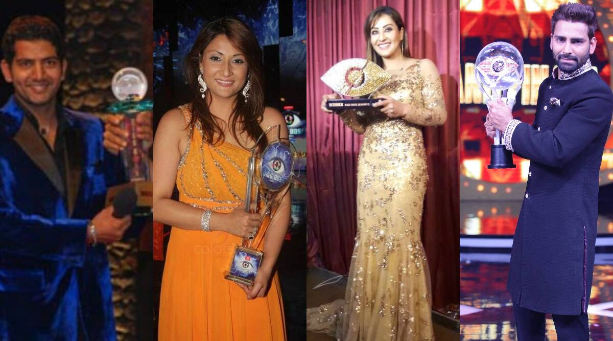 Bigg Boss winners: Where are they now? - The Indian Express