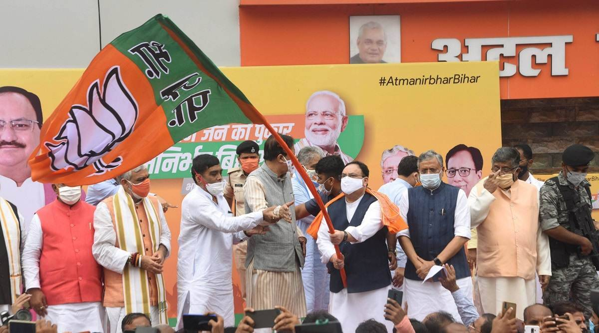 Bihar elections 2020: Nominations to begin, alliances undecided