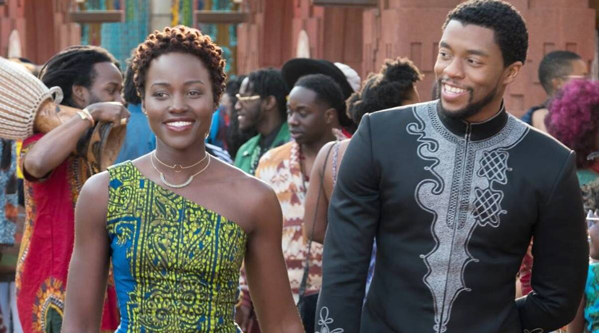 Chadwick S Power Lives On Lupita Nyong O Writes Moving Tribute For Black Panther Co Star Entertainment News The Indian Express
