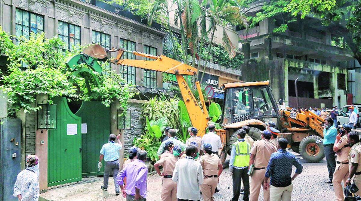 Kangana bungalow case: HC asks if BMC demolished only ongoing construction