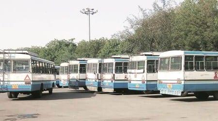 Surat Municipal Corporation, DhanvaNtri Rath, DhanvaNtri Rath strike, DhanvaNtri Rath strike called off, DhanvaNtri Rath payemnet, indian express news