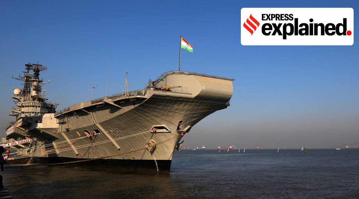 Explained: INS Viraat final journey and what lies ahead