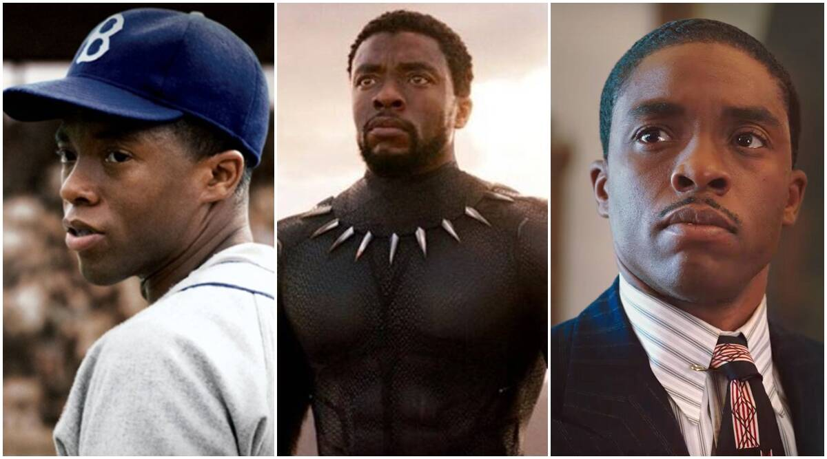 Chadwick Boseman: The Academy shares a list of late actor's essential  movies   Entertainment News,The Indian Express
