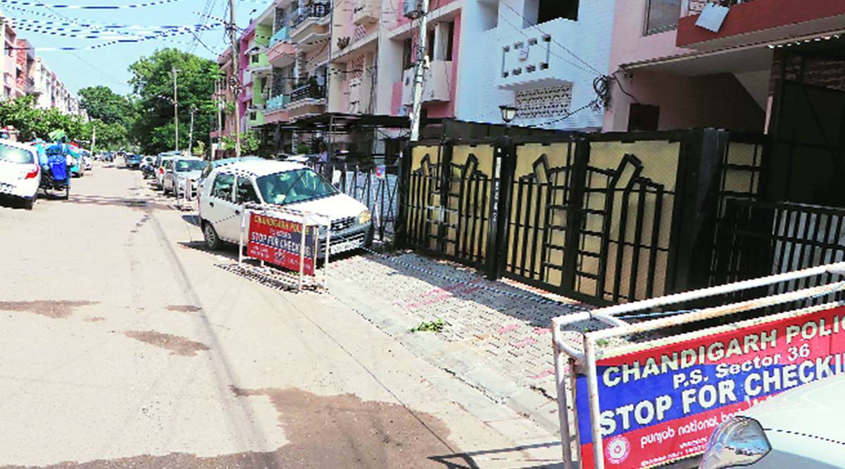 Chandigarh: Residents of micro-containment zone allege house arrest, move High Court
