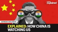 Express Investigation: How China is watching us