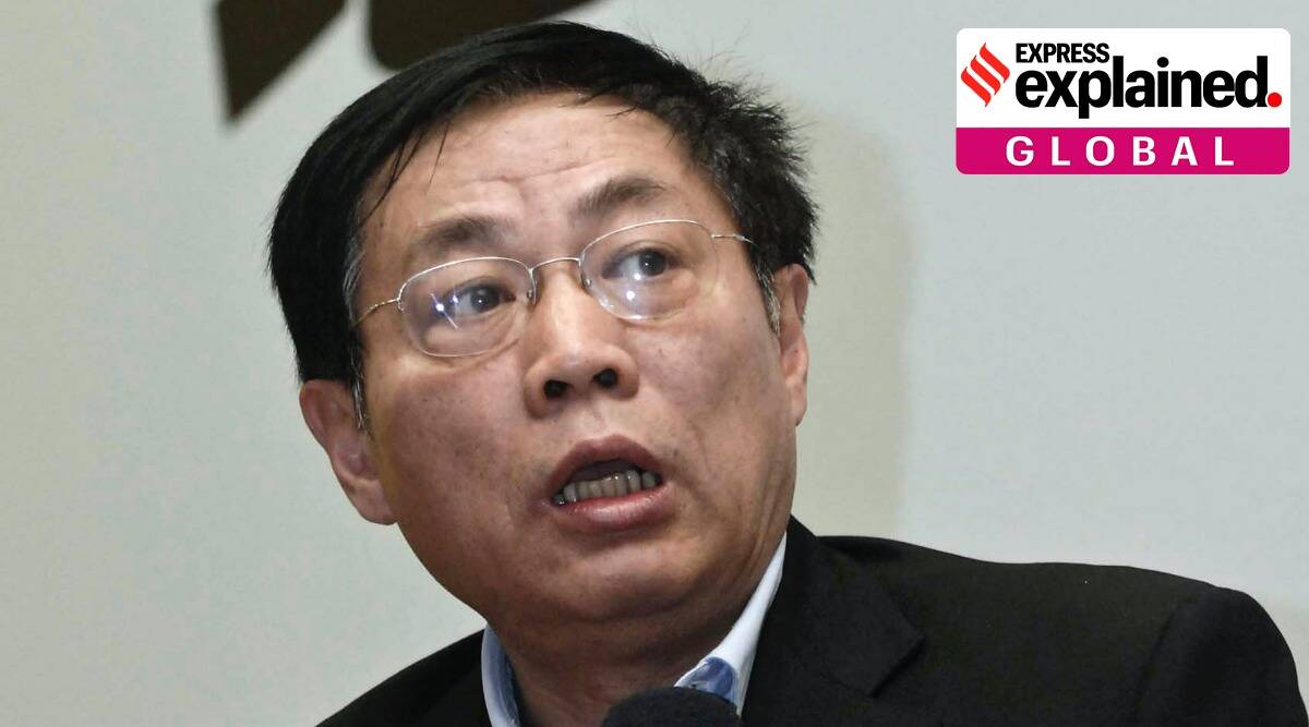 Ren Zhiqiang, Ren Zhiqiang jailed, Ren Zhiqiang china, chinese businessman jailed, Huayuan Property, china news, express explained, indian express