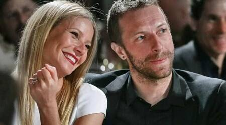 Gwyneth Paltrow and Chris Martin, Gwyneth Paltrow and Chris Martin co-parenting, Gwyneth Paltrow on her parenting experience, parenting, indian express news