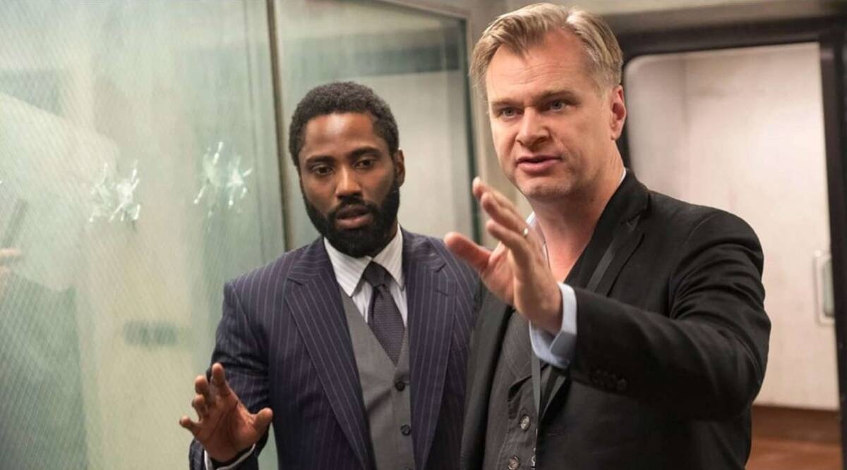 christopher nolan, John David Washington, tenet