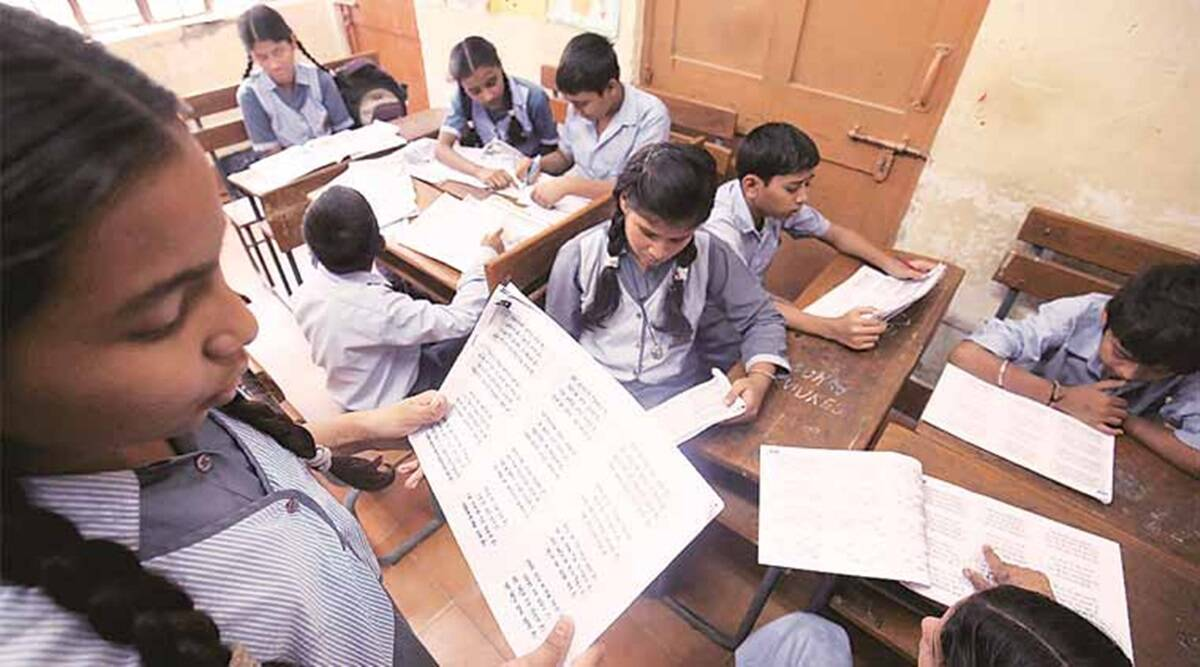 Right to Education act, rte, gujarat private schools, gujarat private schools admission, indian express news
