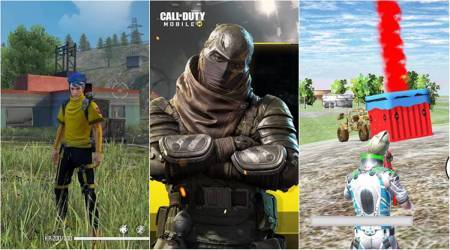 PUBG alternative, PUBG ban, Call of duty mobile downloads, garena free fire downloads, pubg ban impact, pabje game, pabje india game downloads