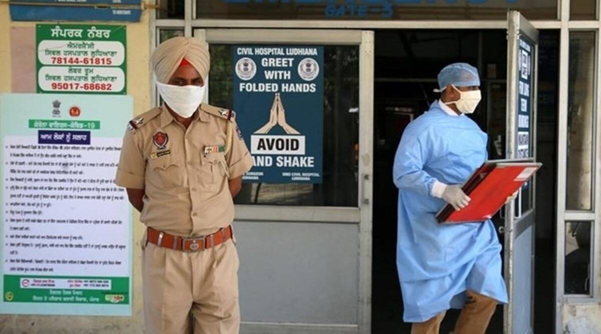 Covid-19 cases cross 1 lakh in Punjab | India News,The Indian Express