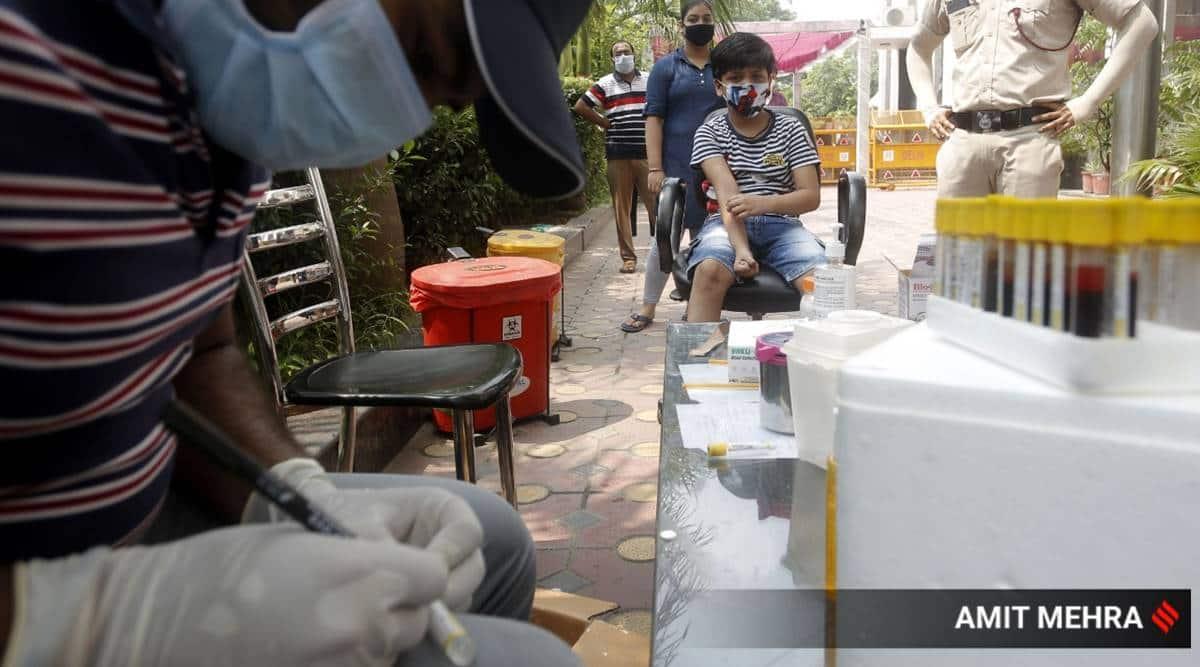 Mumbai coronavirus latest updates, mumbai covid cases, mumbai containment zones, mumbai covid testing, mumbai city news
