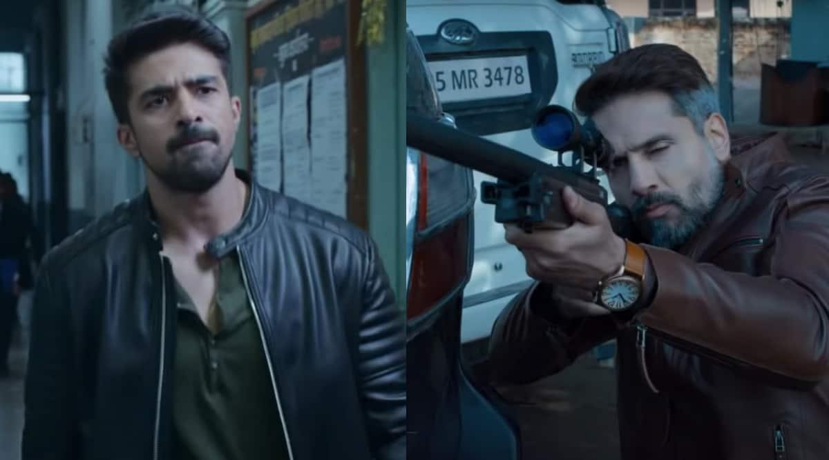 Crackdown trailer: Saqib Saleem goes all guns blazing