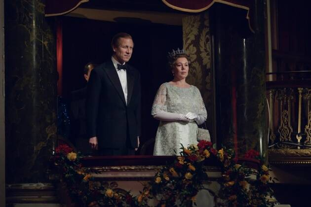 the crown season 4 photos