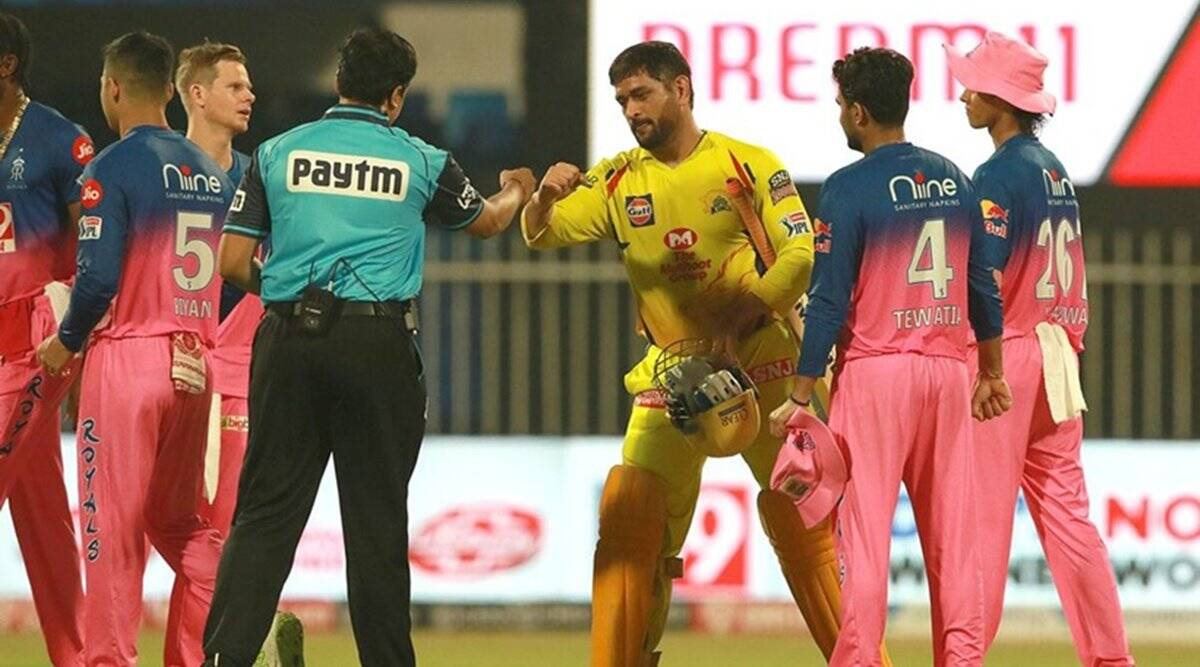 IPL 2020 Live: CSK vs RR Playing 11, Dream11 Team Prediction Today Match, Players List, Squad, Toss, Live Cricket Score Online Update
