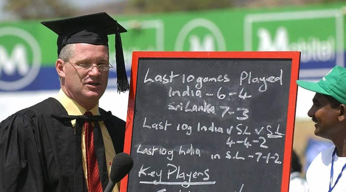 Farewell Deano Australia Mourns Loss Of Dean Jones Sports News The Indian Express