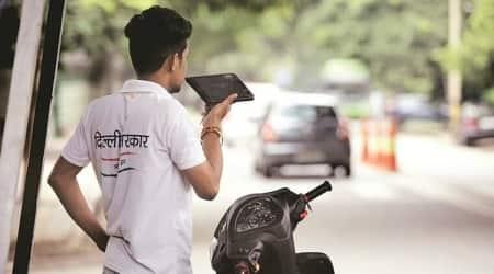 Doorstep delivery of services back, Doorstep delivery of services back of delhi govt, Doorstep delivery of services back resume, VFS Global, indian express news