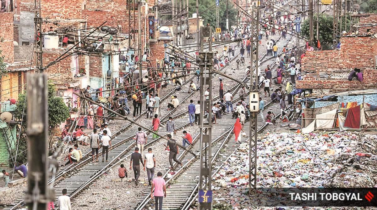 delhi jhuggi demolition, delhi slum demolition, delhi slums, arvind kejriwal, supreme court delhi slums demolition, delhi city news