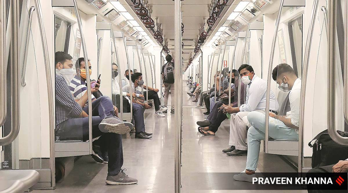 Far from pre-Covid times but Metro earning rises, Rs 6 crore in tickets so far