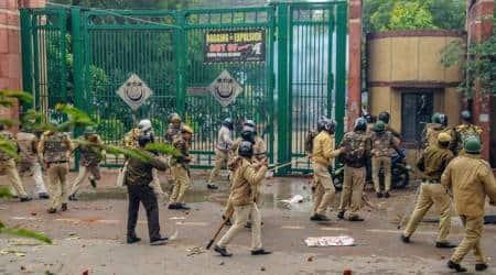 jamia violence, jamia violence probe, jamia delhi police, delhi police, delhi high court, delhi high court on jamia violence, delhi city news