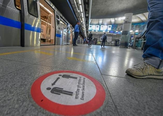 delhi metro, delhi metro reopening, covid protocol delhi metro, metro covid rules, social distancing delhi metro, aarogya setu delhi metro, delhi city news