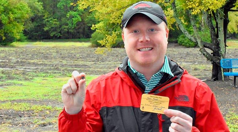 Arkansas, Diamond, Crater of Diamonds State Park, 9.07-carat diamond, man finds diamond in state park, Trending news, India Express news,