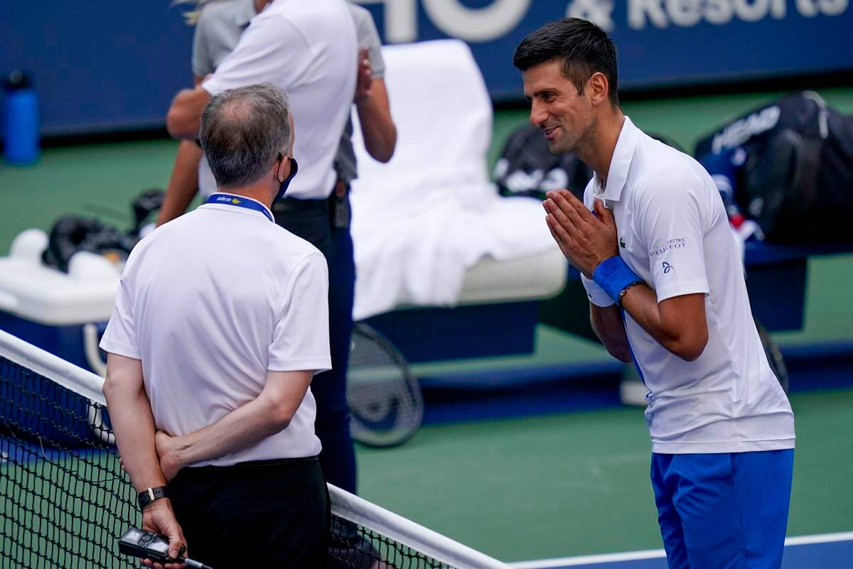 Explained The Default That Led To Novak Djokovic S Exit From The Us Open 2020 Explained News The Indian Express