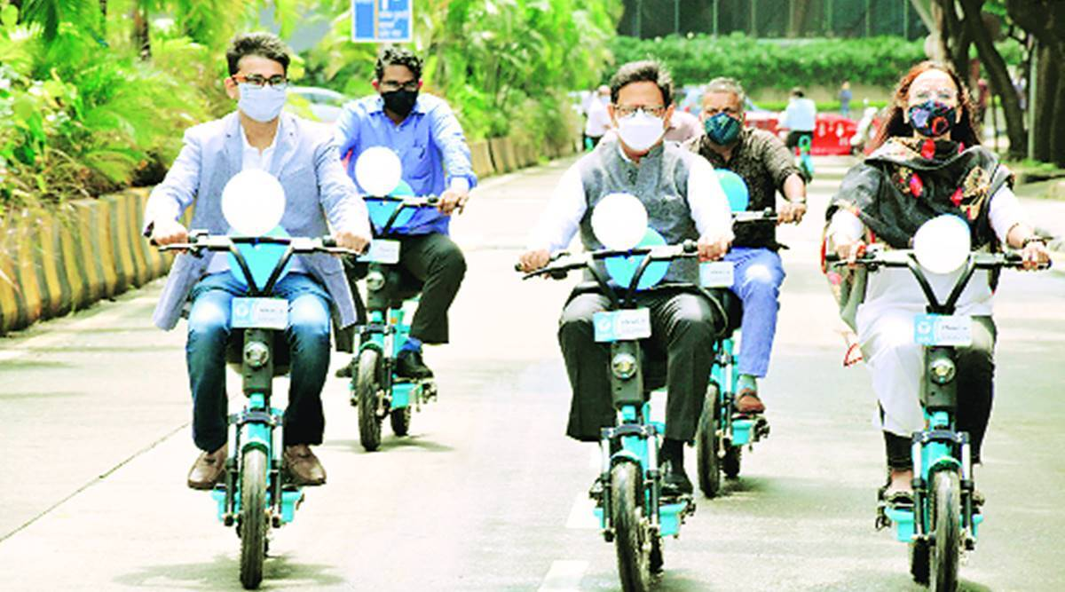 Mumbai news, Bandra news, Maharashtra unlock guidelines, Maharashtra transport, Bandra Kurla Complex, Mumbai news, Maharashtra news, Indian express news