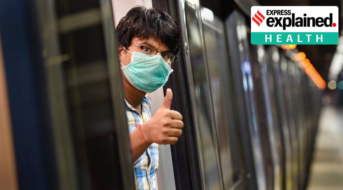 coronavirus news, coronavirus and glasses, do glasses protest from covid 19, covid 19 latest research, indian express