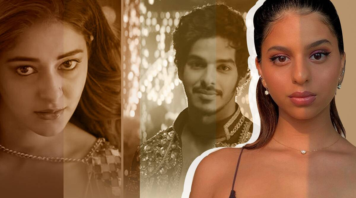 suhana khan, suhana khan on colourism, fairness creams, Bollywood and fairness products, Ananya Panday-Ishan Khatter song, skin complexion, indian express news