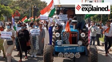 farm bills, farm bills 2020, farmer protests, farmer protests across India, Punjab farmer protests, Haryana farmer protests, Express Explained, Indian Express