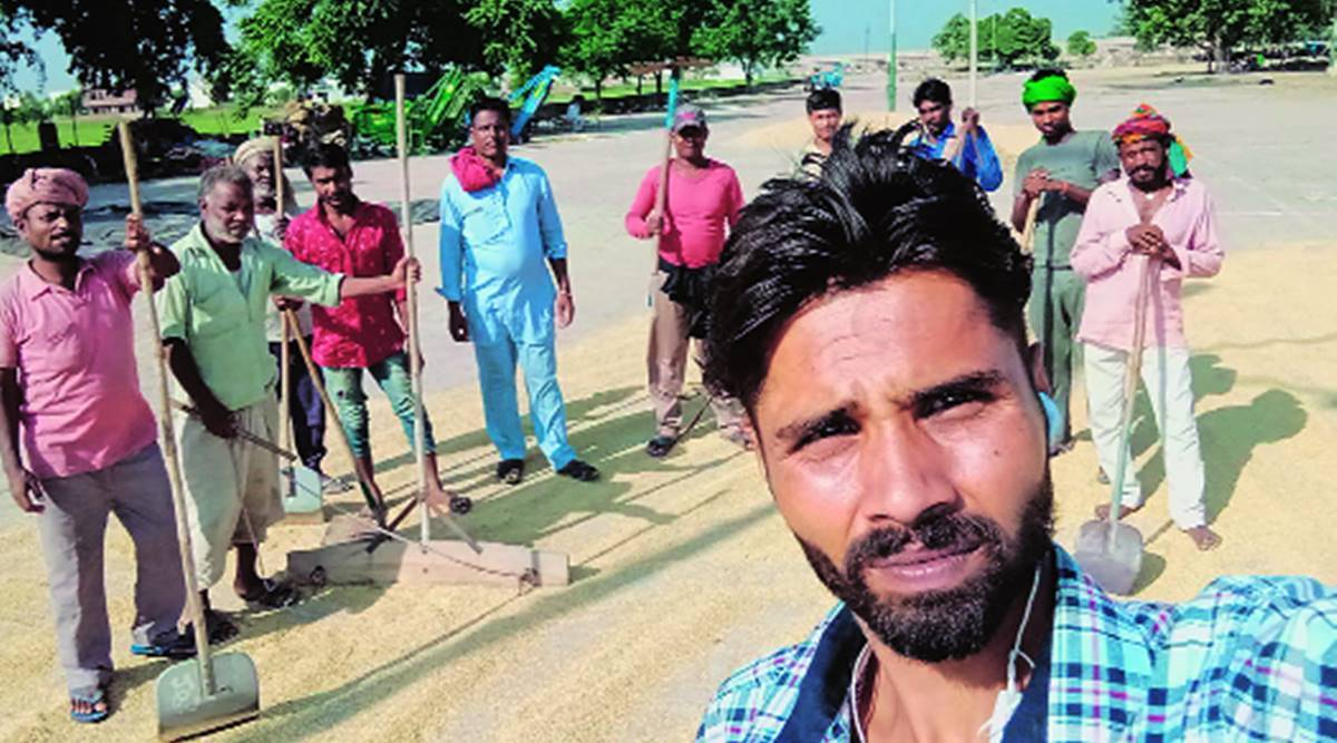 Punjab mandi unrest includes labourers: 'Govt playing with lives of lakhs'