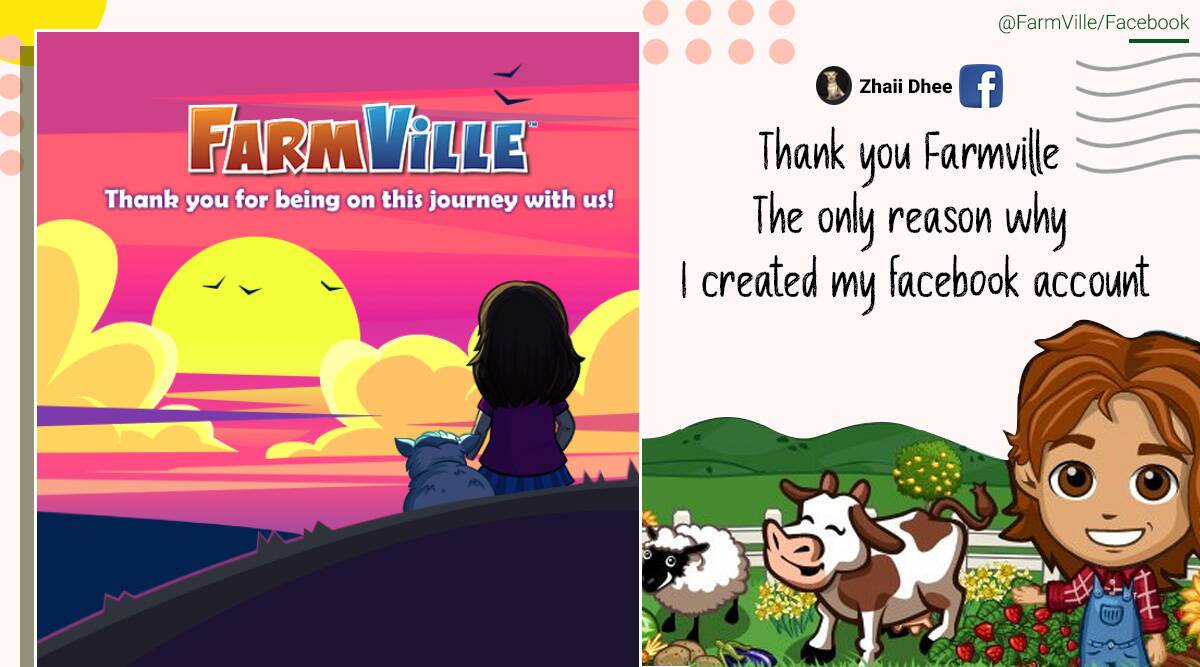 FarmVille, Zynga FarmVille, FarmVille shutting down, FarmVille shutting down reactions, Online farming games, Trending news, Indian Express news.