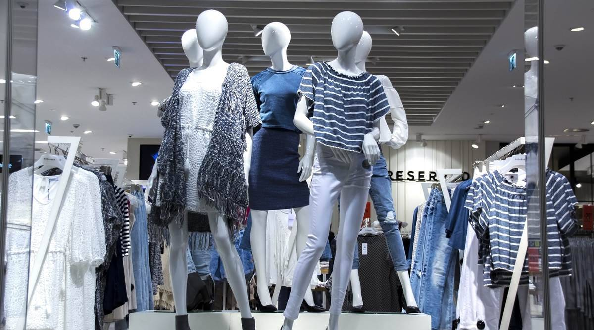big fashion brands, pop up stores, residential colonies, sales in residential areas, fashion in malls, fashion brands, indian express news