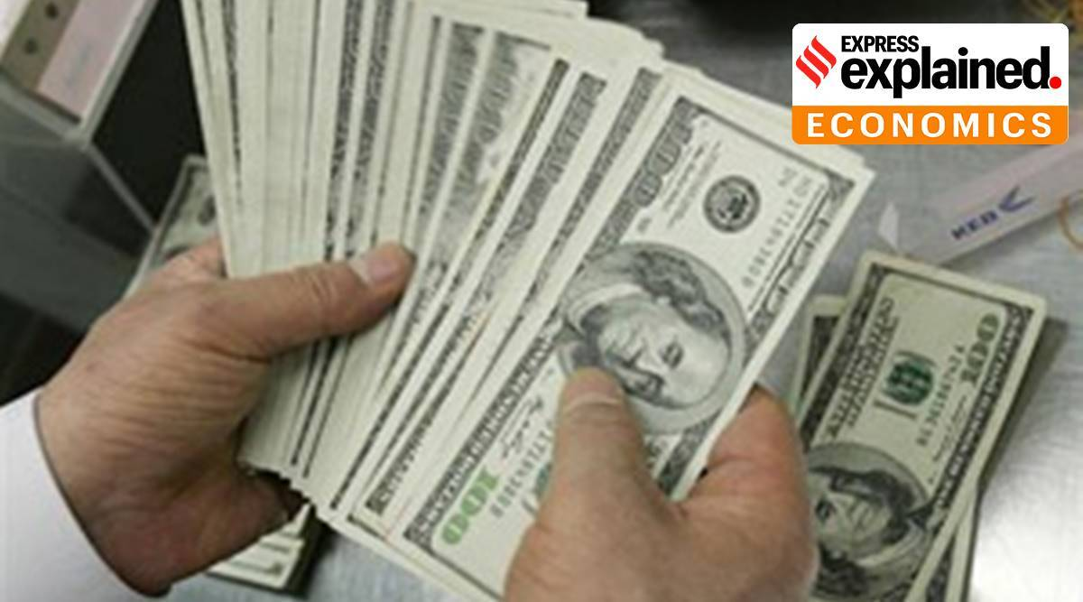 India's foreign exchange (forex) reserves surged by $3.883 billion to touch a lifetime high of $541.431 billion in the week ended August 28.