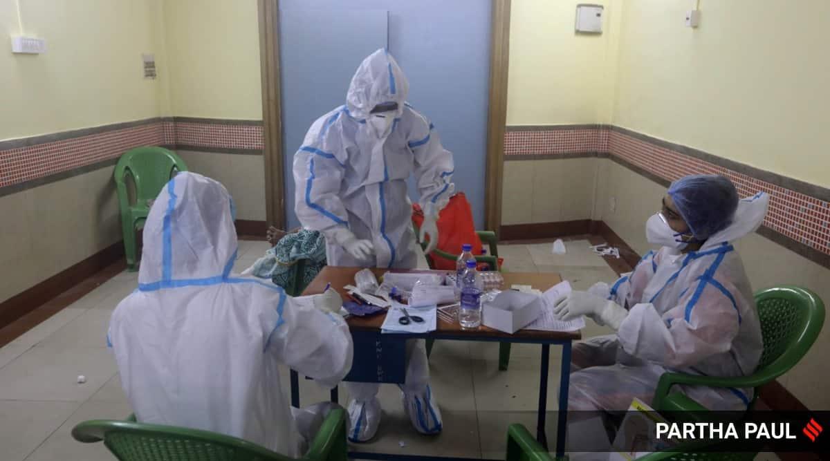 gujarat covid cases, ahmedabad coronavirus cases, indian express