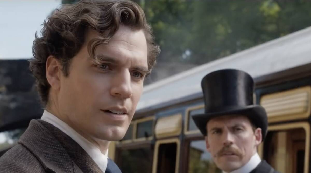 Henry Cavill on his 'untraditional' Sherlock Holmes in Enola Holmes: He has  a lot more warmth and kindness | Entertainment News,The Indian Express