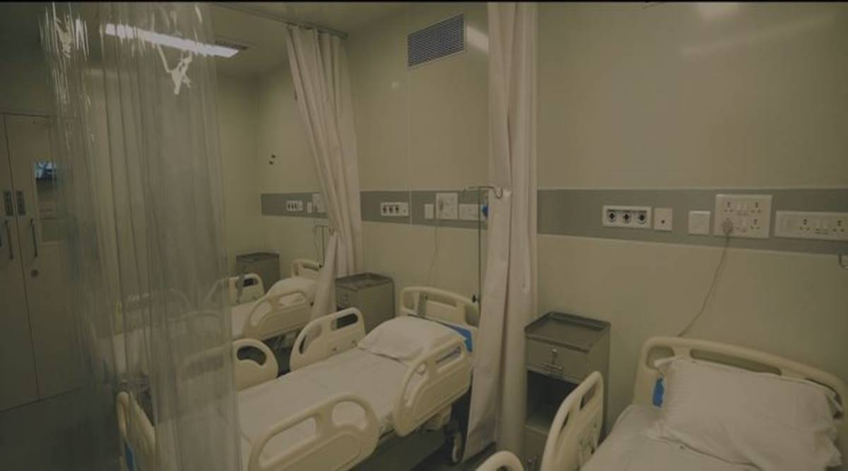 Pune covid-19, pune covid cases, pune covid hospitals, pune esic to be converted into covid facility, pune covid news, indian express news