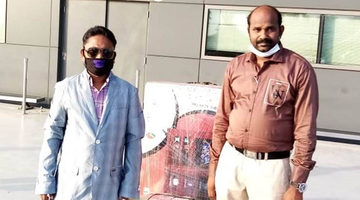 Hyderabad To Dubai Via Muscat Illegal Migrant Route In Focus As Another Telangana Man Is Sent Back Cities News The Indian Express