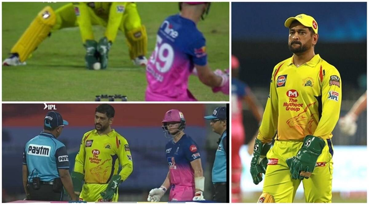 ipl 2020, ipl 2020 umpire, rr vs csk umpire, csk vs rr umpire, tom curran, tom curran umpire, csk umpire decision, ipl umpire, ipl 2020 updates, cricket news